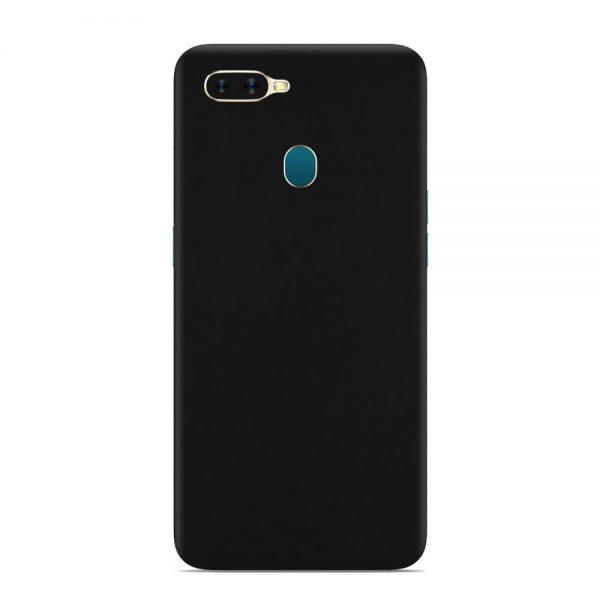 Skin Dead Black Matte Oppo F9 Pro
