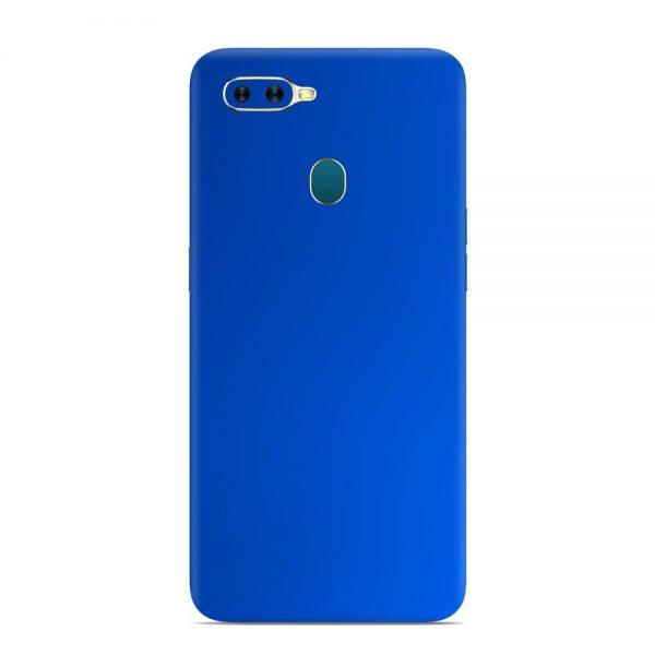 Skin Cool Deep Blue Oppo F9 Pro