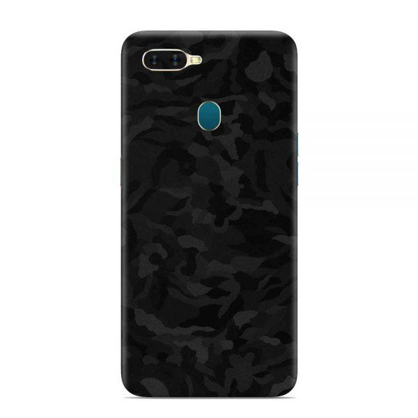 Skin Shadow Black Oppo F9 Pro