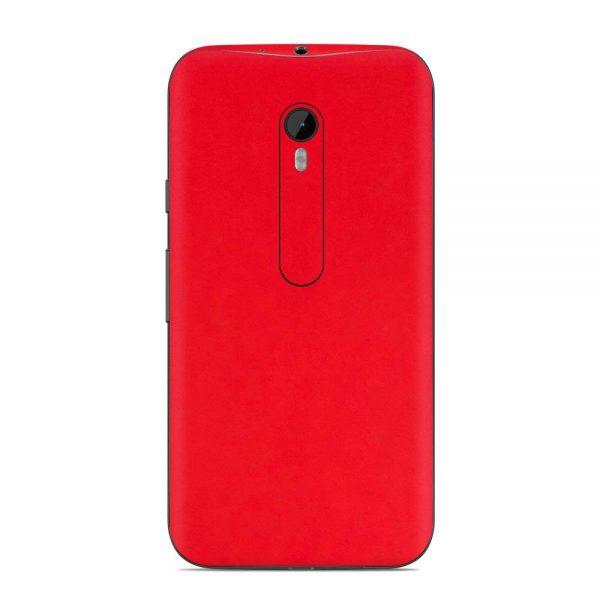 Skin Ferrari Motorola G3