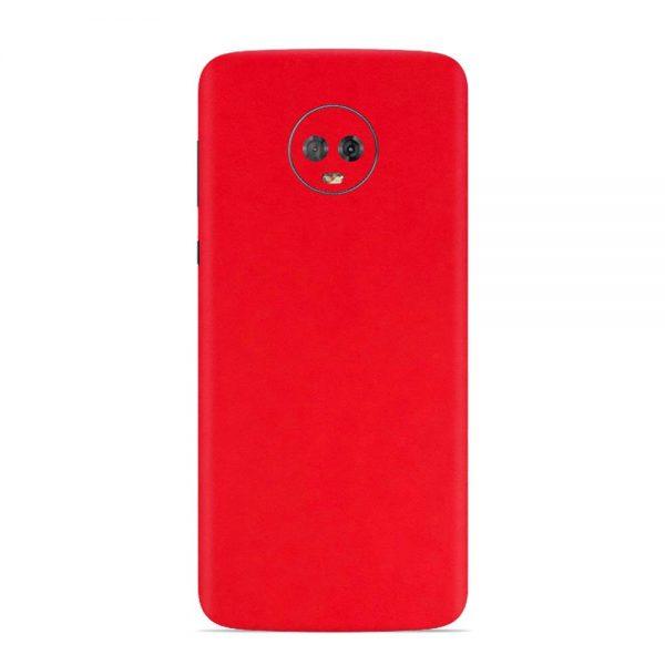 Skin Ferrari Motorola Moto G6