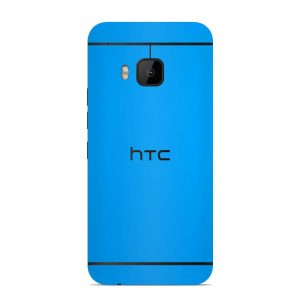 Skin Smurf Blue HTC One M9