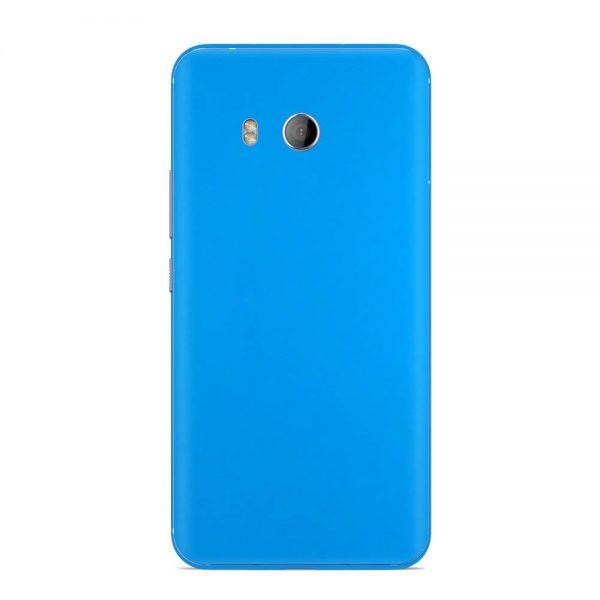 Skin Smurf Blue HTC U11