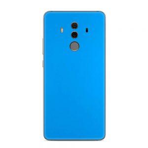 Skin Smurf Blue Huawei Mate 10 Pro