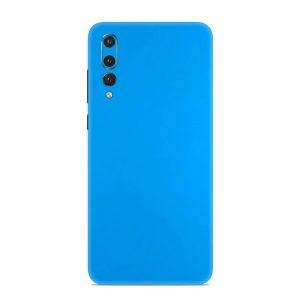 Skin Smurf Blue Huawei P20 Pro