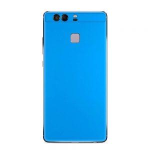 Skin Smurf Blue Huawei P9
