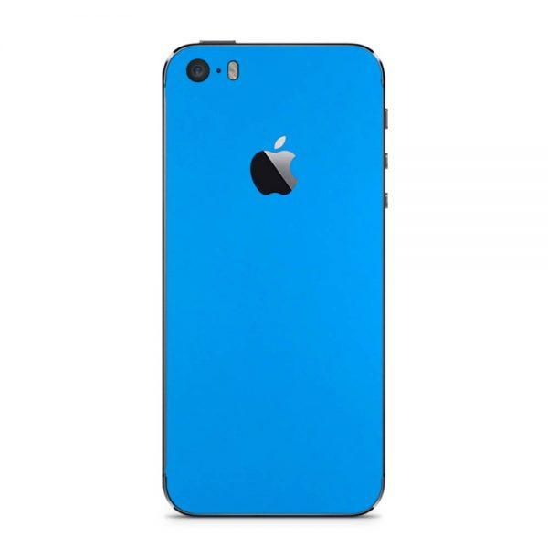 Skin Albastru Riviera Mat iPhone 5