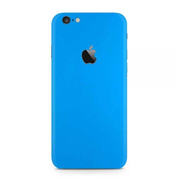 Skin Albastru Riviera Mat iPhone 6