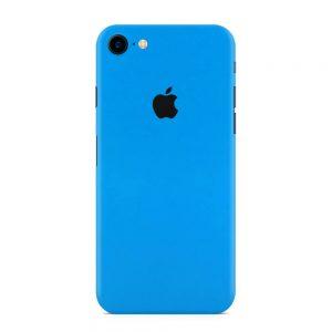 Skin Albastru Riviera Mat iPhone 8