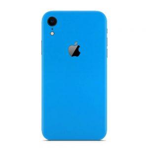 Skin Albastru Riviera Mat iPhone XR