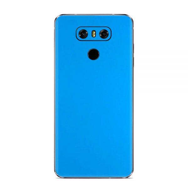 Skin Smurf Blue LG G6