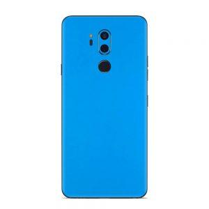 Skin Smurf Blue LG G7