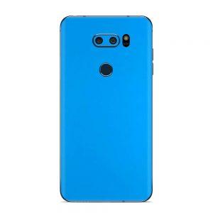 Skin Smurf Blue LG V30