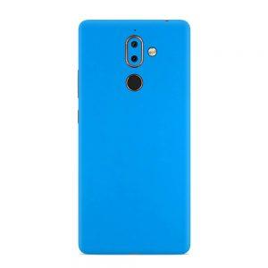 Skin Smurf Blue Nokia 7 Plus