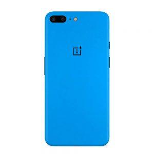 Skin Smurf Blue OnePlus 5