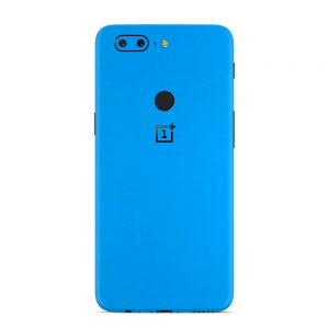 Skin Smurf Blue OnePlus 5T