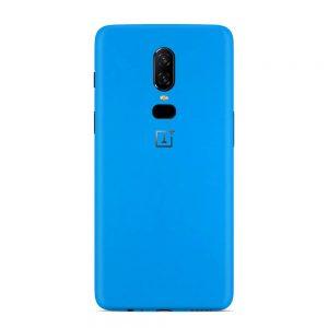 Skin Smurf Blue OnePlus 6