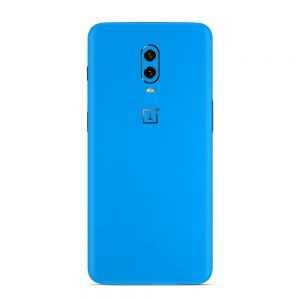 Skin Smurf Blue OnePlus 6T