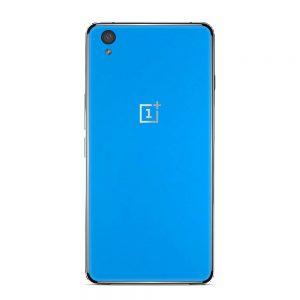 Skin Smurf Blue OnePlus X