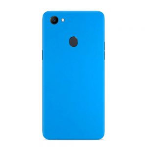 Skin Smurf Blue Oppo F7