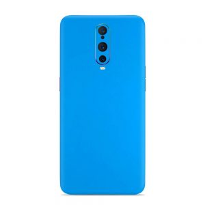 Skin Smurf Blue Oppo F17 Pro