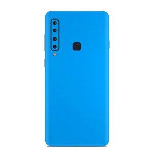Skin Albastru Riviera Mat Samsung Galaxy A9