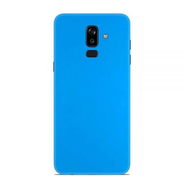 Skin Albastru Riviera Mat Samsung Galaxy J8