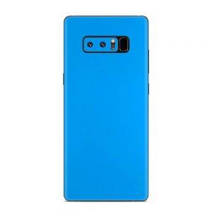 Skin Albastru Riviera Mat Samsung Galaxy Note 8