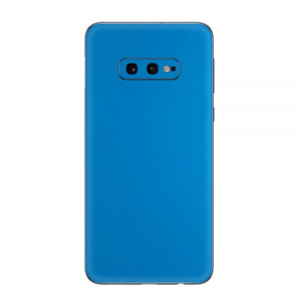 Skin Albastru Riviera Mat Samsung Galaxy S10e