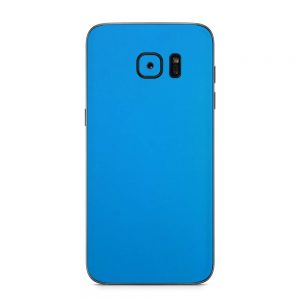 Skin Albastru Riviera Mat Samsung Galaxy S7 Edge