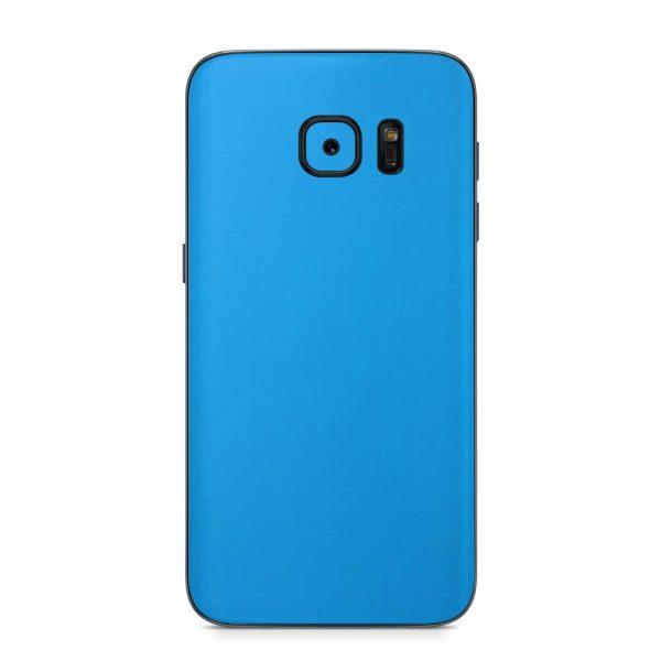 Skin Albastru Riviera Mat Samsung Galaxy S7