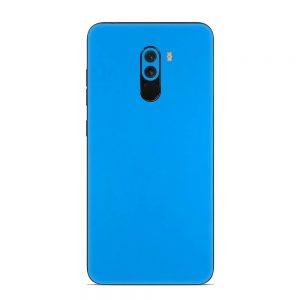 Skin Smurf Blue Xiaomi Pocophone F1