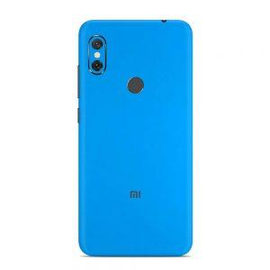 Skin Smurf Blue Xiaomi Redmi Note 6 Pro