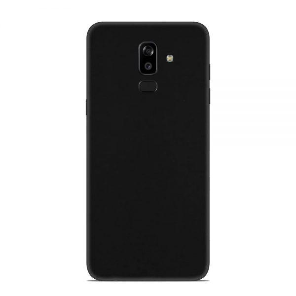Skin Dead Black Matte Samsung Galaxy J8