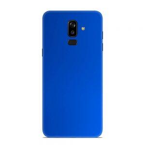 Skin Cool Deep Blue Samsung Galaxy J8