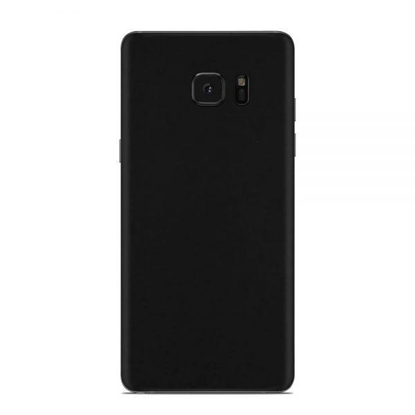 Skin Dead Black Matte Samsung Galaxy Note 7