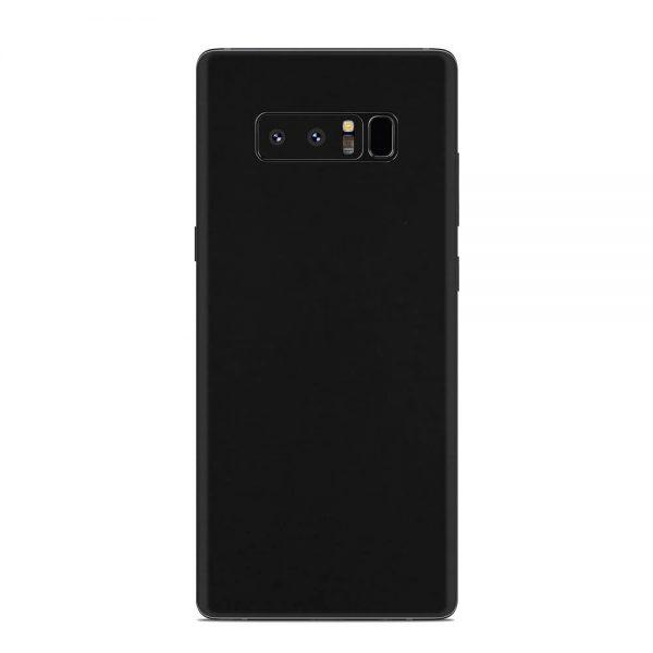 Skin Dead Black Matte Samsung Galaxy Note 8