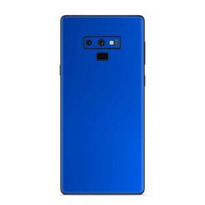 Skin Cool Deep Blue Samsung Galaxy Note 9