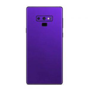 Skin Crazy Plum Samsung Galaxy Note 9