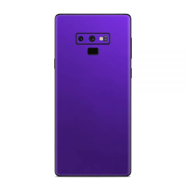 Skin Crazy Plum Samsung Galaxy Note 9