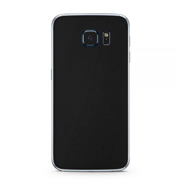 Skin Dead Black Matte Samsung Galaxy S6