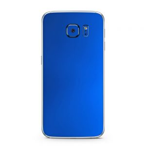 Skin Cool Deep Blue Samsung Galaxy S6