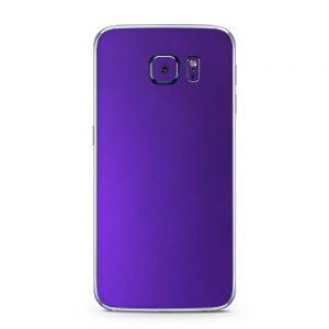 Skin Crazy Plum Samsung Galaxy S6