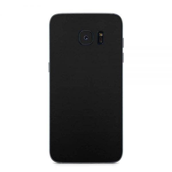 Skin Dead Black Matte Samsung Galaxy S7 Edge