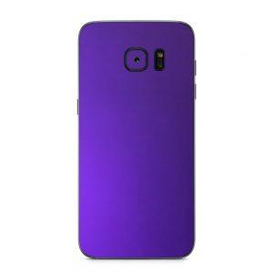 Skin Crazy Plum Samsung Galaxy S7 Edge