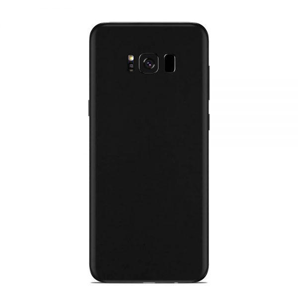 Skin Dead Black Matte Samsung Galaxy S8