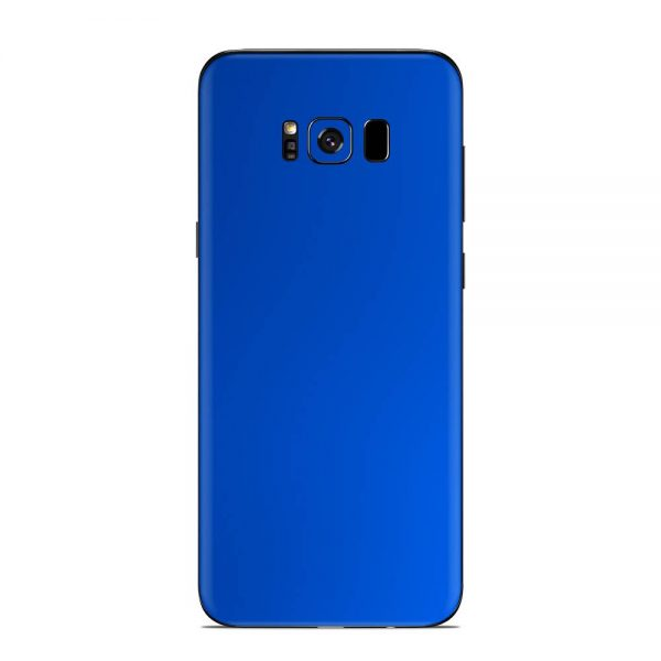 Skin Cool Deep Blue Samsung Galaxy S8 / S8 Plus