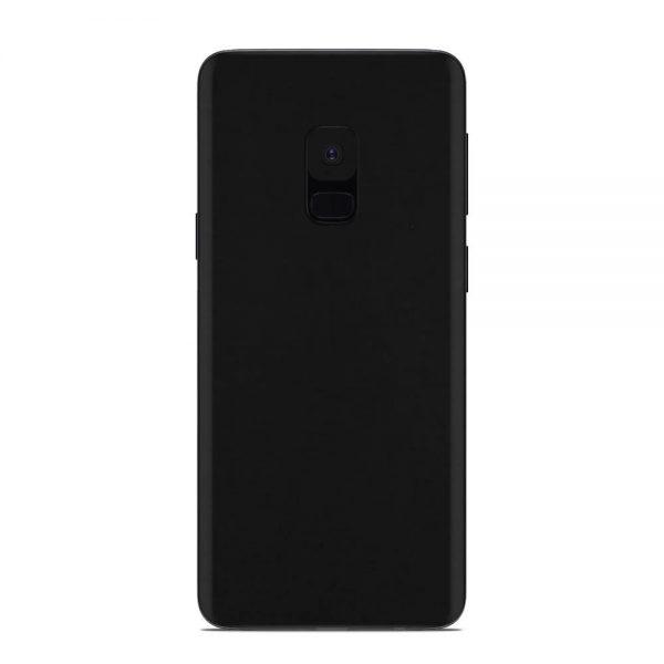 Skin Dead Black Matte Samsung Galaxy S9