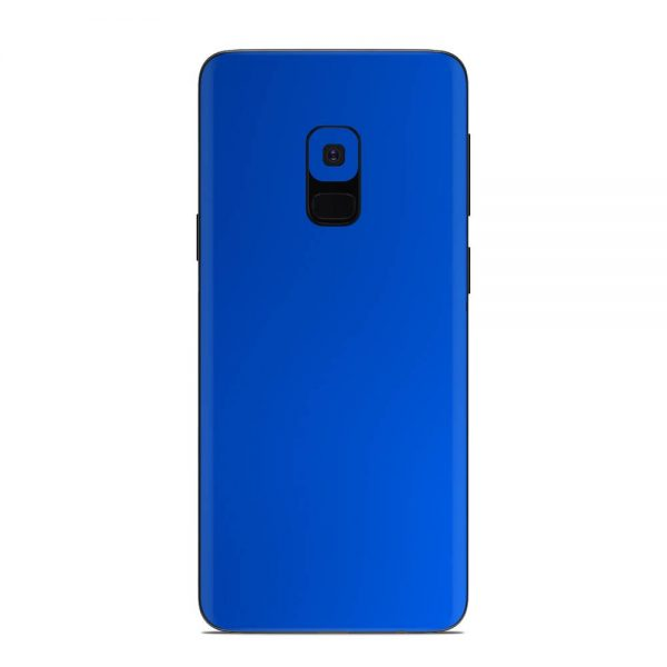 Skin Cool Deep Blue Samsung Galaxy S9