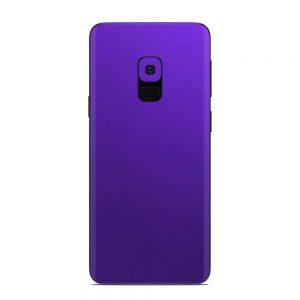 Skin Crazy Plum Samsung Galaxy S9